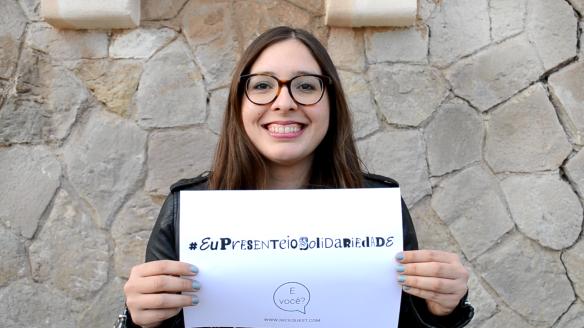 Sandra Nicequest doação poster